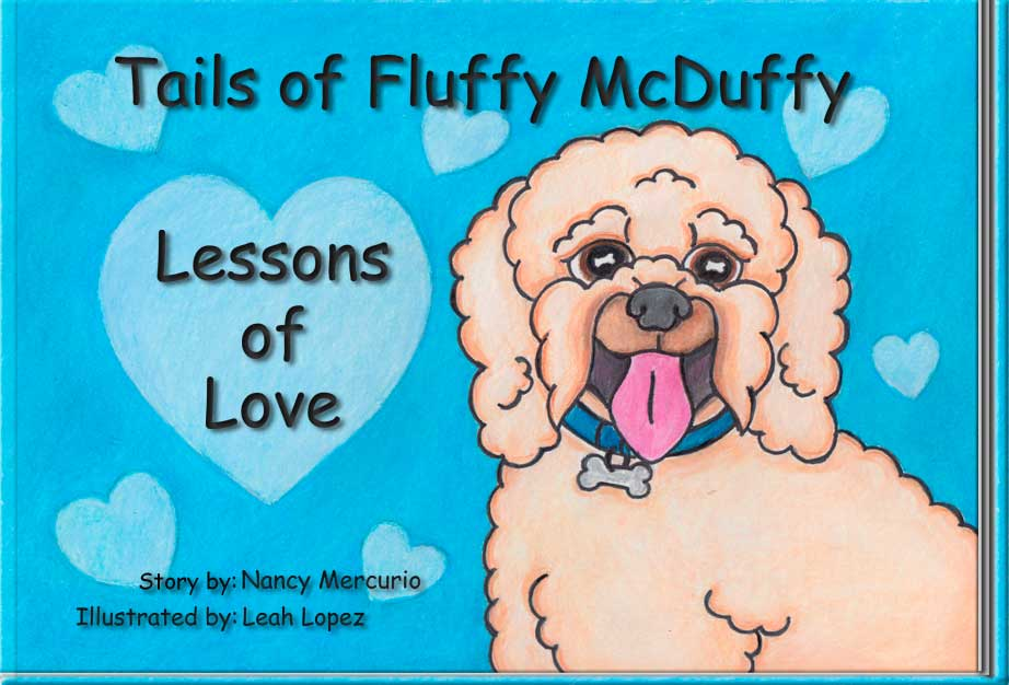 Fluffy McDuffy Book Cover